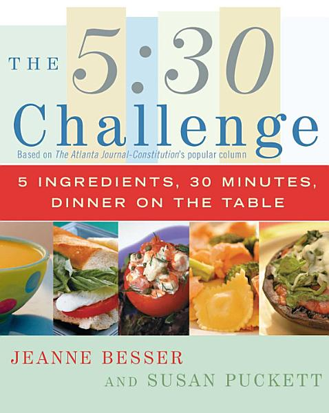 Download The 5 30 Challenge Book