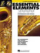 Download Essential Elements for Band Book