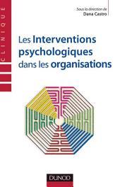 Les interventions psychologiques dans les organisations