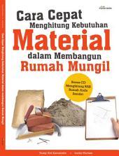 Cara Cepat Menghitung Kebutuhan Material
