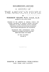 A History of the American People: Volume 9