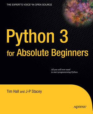 Python 3 for Absolute Beginners PDF