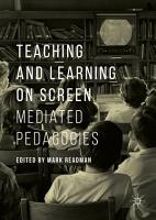 Teaching and Learning on Screen PDF