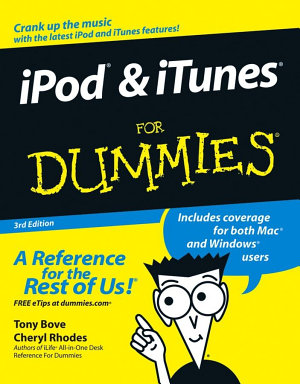 iPod and iTunes For Dummies PDF