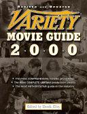Variety Movie Guide 2000 PDF
