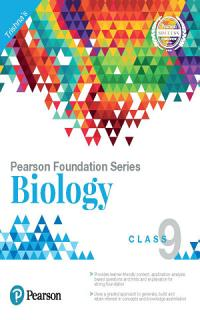 Pearson Foundation Series Biology for Class 9 Book