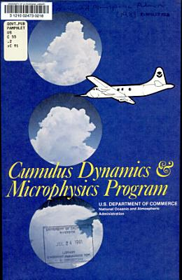 Cumulus Dynamics   Microphysics Program PDF