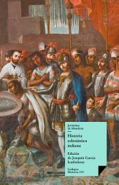 Historia eclesiástica indiana