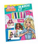 Barbie Dreamhouse Adventures: Colouring Kit (Mattel)