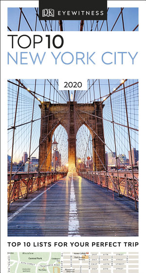 DK Eyewitness Top 10 New York City