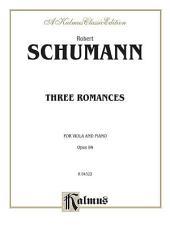 Three Romances, Op. 94