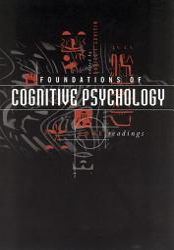 Foundations Of Cognitive Psychology Book PDF
