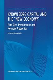 "Knowledge Capital and the ""New Economy"": Firm Size, Performance And Network Production"