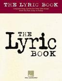 The Lyric Book