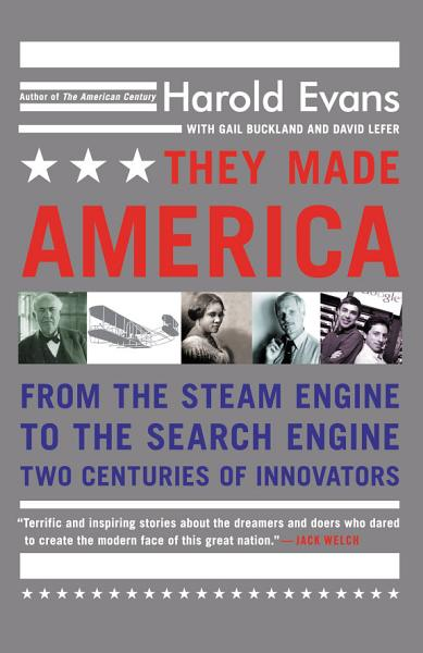 Download They Made America Book