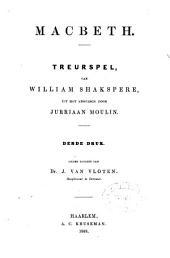 Macbeth: treurspel [in 5 bedrijven]