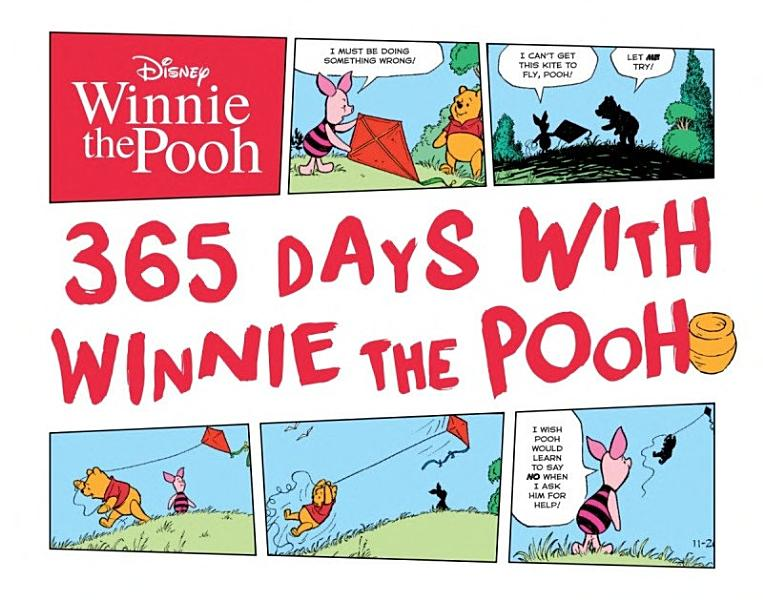 Download Disney 365 Days with Winnie the Pooh Book