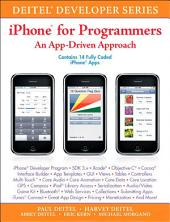 iPhone for Programmers: An App-Driven Approach