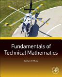 Fundamentals of Technical Mathematics PDF