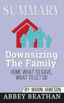 Summary Downsizing The Family Book PDF