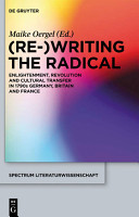 Re  Writing the Radical PDF