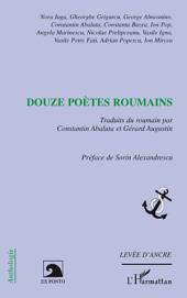 Douze poètes roumains