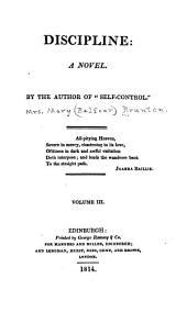 Discipline: A Novel, Volume 3