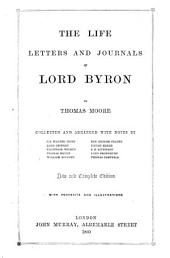 The Life, Letters, and Journals of Lord Byron