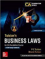 Tulsian   s Business Laws for CA Foundation Course  3e PDF