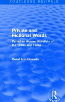 Private and Fictional Words PDF