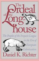 The Ordeal of the Longhouse PDF