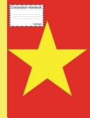 Vietnam Composition Notebook