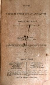Arkansas Reports: Cases Determined in the Supreme Court of Arkansas, Volume 4