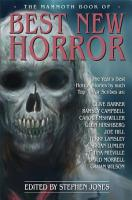 The Mammoth Book of Best New Horror 18 PDF