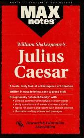 Julius Caesar (MAXNotes Literature Guides)