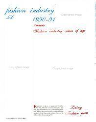 Fashion Industry Survey Book PDF