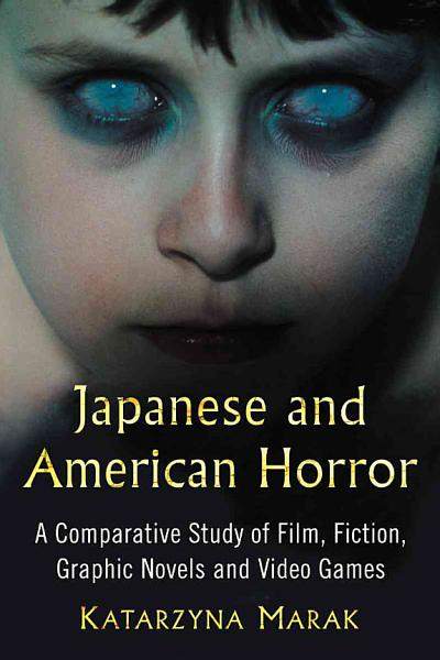 Japanese and American Horror