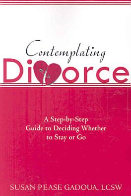Contemplating Divorce PDF