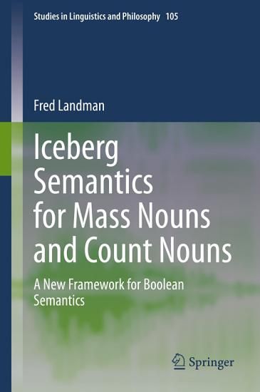 Iceberg Semantics for Mass Nouns and Count Nouns PDF