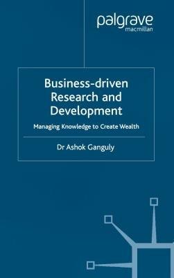 Business Driven Research   Development