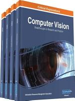 Computer Vision  Concepts  Methodologies  Tools  and Applications PDF