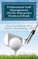Professional Golf Management Interactive Flashcard Book