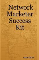 Network Marketer Success Kit PDF