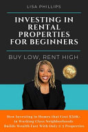 Investing in Rental Properties for Beginners Book