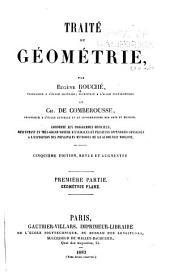Traité de géométrie: Volumes1à2