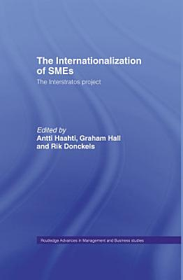 The Internationalization of Small to Medium Enterprises