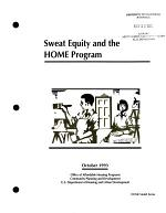 Sweat Equity and the HOME Program
