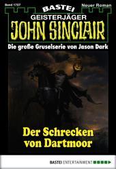 John Sinclair - Folge 1727: Der Schrecken von Dartmoor