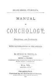 Manual of Conchology: Structural and Systematic with Illustrations of the Species, Volume 2, Issue 6