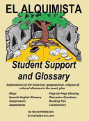 El Alquimista Student Support and Glossary